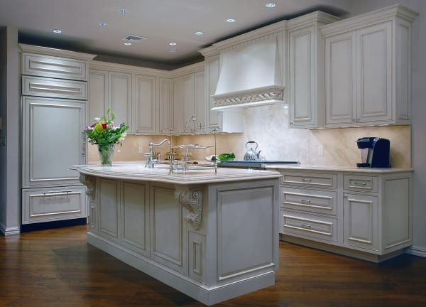 Traditional Elegance Kitchen