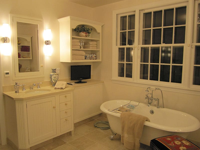 Jerry's Master Bathroom